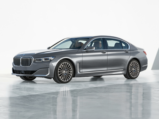 2020 BMW 740 740i Rear-wheel Drive