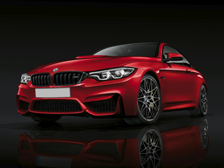 2020 BMW M4 M4 Coupe