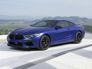 2020 BMW M8 M8 Competition 2dr All-wheel Drive Coupe