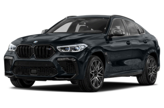 2020 BMW X6 M X6 M Base 4dr All-wheel Drive Sports Activity Coupe