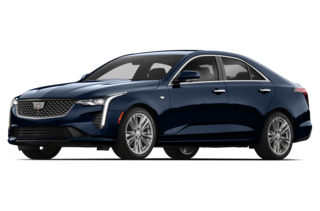 2020 Cadillac CT4 CT4 Luxury 4dr All-wheel Drive Sedan