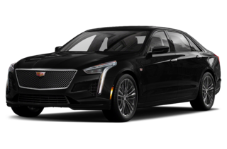 2020 Cadillac CT6-V CT6-V 4.2L Blackwing Twin Turbo All-wheel Drive