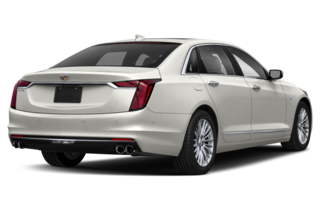 2020 Cadillac CT6 3.6L Luxury All-wheel Drive