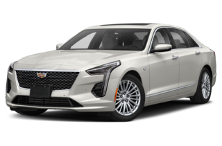 2020 Cadillac CT6 4.2L Twin Turbo Platinum All-wheel Drive