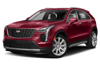 2020 Cadillac XT4 Sport Front-wheel Drive