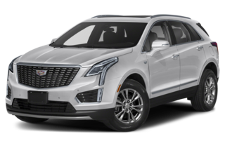 2020 Cadillac XT5 XT5 Premium Luxury 4dr All-wheel Drive