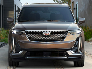 2020 Cadillac XT6 Premium Luxury All-wheel Drive