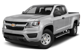 2020 Chevrolet Colorado Z71 4x4 Extended Cab 6 ft. box 128.3 in. WB