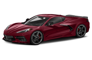 2020 Chevrolet Corvette Corvette Stingray w/2LT 2dr Coupe