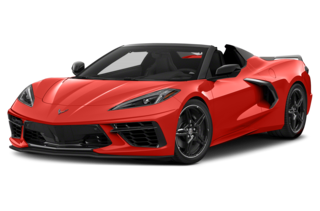 2020 Chevrolet Corvette Corvette Stingray w/2LT 2dr Convertible