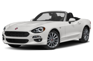 2020 FIAT 124 Spider 124 Spider Lusso 2dr Convertible
