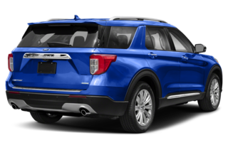 2020 Ford Explorer Limited 4x2