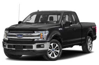 2020 Ford F-150 F-150 Lariat 4x2 SuperCab Styleside 8 ft. box 163 in. WB