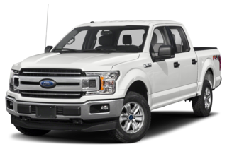 2020 Ford F-150 F-150 XLT 4x4 SuperCrew Cab Styleside 5.5 ft. box 145 in. WB