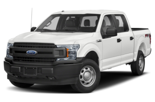 2020 Ford F-150 F-150 XL 4x2 SuperCrew Cab Styleside 6.5 ft. box 157 in. WB