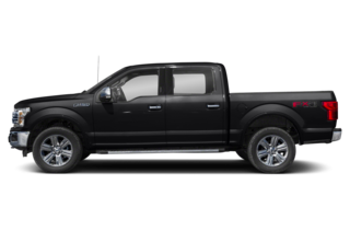 2020 Ford F-150 F-150 Lariat 4x4 SuperCrew Cab Styleside 6.5 ft. box 157 in. WB