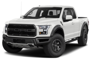 2020 Ford F-150 F-150 Raptor 4x4 SuperCab Styleside 5.5 ft. box 133 in. WB