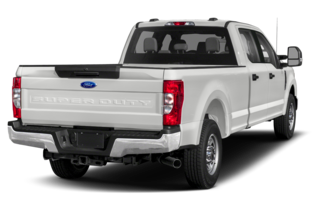 2020 Ford F-250 F-250 XL 4x2 SD Crew Cab 8 ft. box 176 in. WB SRW