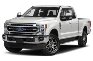 2020 Ford F-250 F-250 Lariat 4x2 SD Crew Cab 8 ft. box 176 in. WB SRW