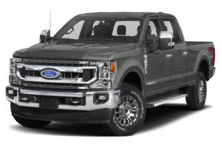 2020 Ford F-350 F-350 XLT 4x2 SD Crew Cab 8 ft. box 176 in. WB SRW