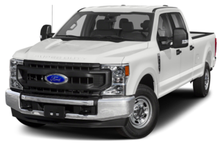 2020 Ford F-350 F-350 XL 4x4 SD Crew Cab 8 ft. box 176 in. WB SRW
