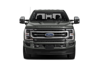 2020 Ford F-350 F-350 Platinum 4x4 SD Crew Cab 8 ft. box 176 in. WB SRW
