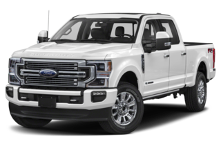 2020 Ford F-350 F-350 Limited 4x4 SD Crew Cab 8 ft. box 176 in. WB SRW