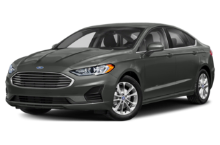 2020 Ford Fusion S Front-wheel Drive