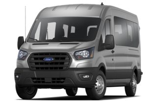 2020 Ford Transit-150 Passenger Transit-150 Passenger XL All-wheel Drive Medium Roof Van 129.9 in. WB