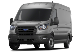 2020 Ford Transit-350 Crew Transit-350 Crew Base All-wheel Drive Medium Roof Van 147.6 in. WB