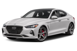2020 Genesis G70 G70 2.0T 4dr All-wheel Drive