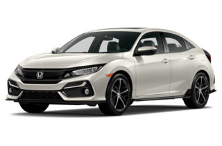 2020 Honda Civic Civic Sport Touring 4dr Hatchback 6MT