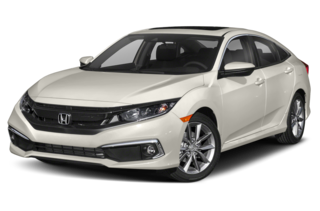2020 Honda Civic Civic EX 4dr Sedan