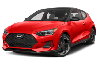 2020 Hyundai Veloster Veloster Turbo Ultimate 3dr Hatchback (DCT)