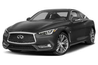 2020 Infiniti Q60 Q60 3.0t PURE 2dr All-wheel Drive Coupe