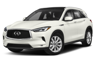 2020 Infiniti QX50 QX50 LUXE 4dr All-wheel Drive