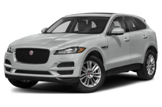 2020 Jaguar F-PACE 25t Prestige All-wheel Drive