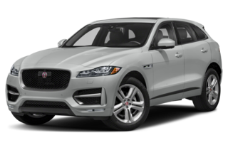 2020 Jaguar F-PACE 25t R-Sport All-wheel Drive