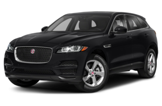 2020 Jaguar F-PACE 300 Sport Limited Edition All-wheel Drive