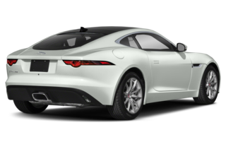 2020 Jaguar F-TYPE Checkered Flag Limited Edition All-wheel Drive Coupe