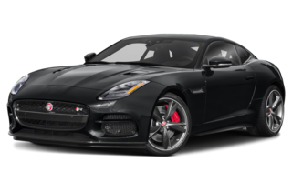 2020 Jaguar F-TYPE R All-wheel Drive Coupe