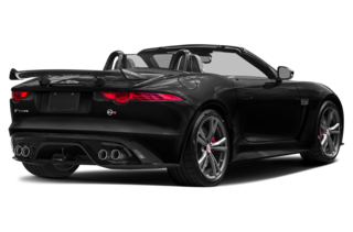 2020 Jaguar F-TYPE SVR All-wheel Drive Convertible