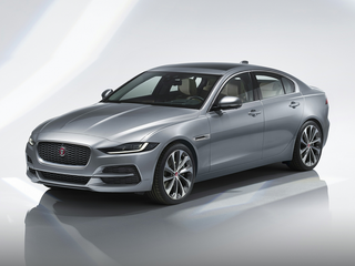 2020 Jaguar XE S All-wheel Drive