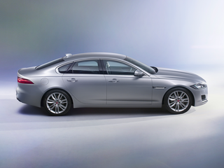 2020 Jaguar XF 25t Premium All-wheel Drive Sedan