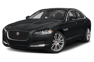 2020 Jaguar XF 25t Prestige All-wheel Drive Sedan