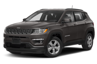 2020 Jeep Compass Compass Latitude 4dr Front-wheel Drive