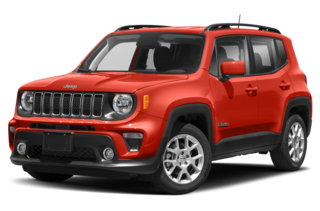 2020 Jeep Renegade Renegade Latitude 4dr Front-wheel Drive