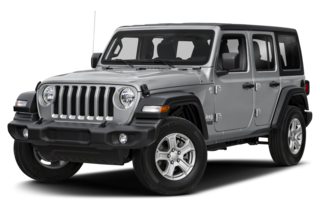 2020 Jeep Wrangler Unlimited Wrangler Unlimited Rubicon 4dr 4x4