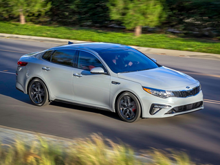 2020 Kia Optima Optima SX Turbo 4dr Sedan
