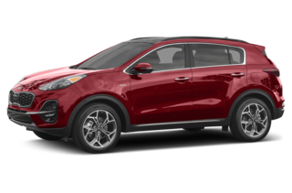 2020 Kia Sportage LX All-wheel Drive